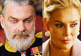 Ray Stevenson, Alison Doody as lead villains in 'RRR'