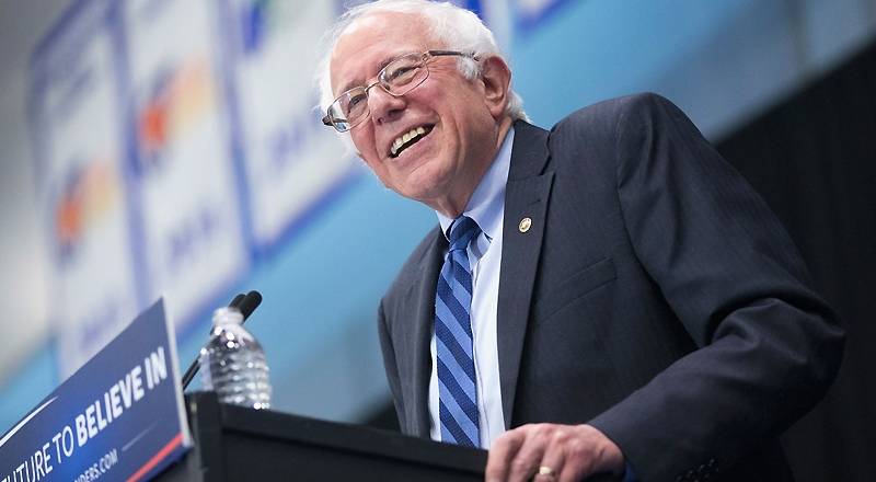 Bernie Sanders running for president in 2020