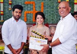 'Aadaalloo Meeku Johaarlu': Sharwanand to romance Rashmika Mandanna