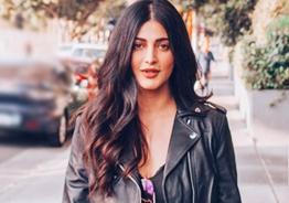 Shruti Haasan responds to a question of ex-boyfriend