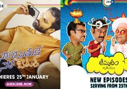 Solo Brathuke So Better, new episodes of Amrutham Dvitheeyam to stream on ZEE5 from Republic Day eve