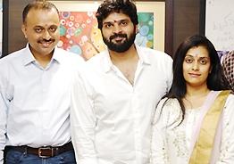 శ్రీవిష్ణు హీరోగా 'ఎల్.ఎల్.పి' చిత్రం ప్రారంభం