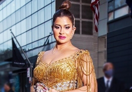 Telugu woman Sudha Reddy lauded for her grace at Met Gala event