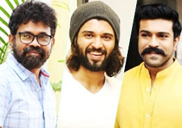 Sukumar snubs Vijay Deverakonda for Ram Charan?