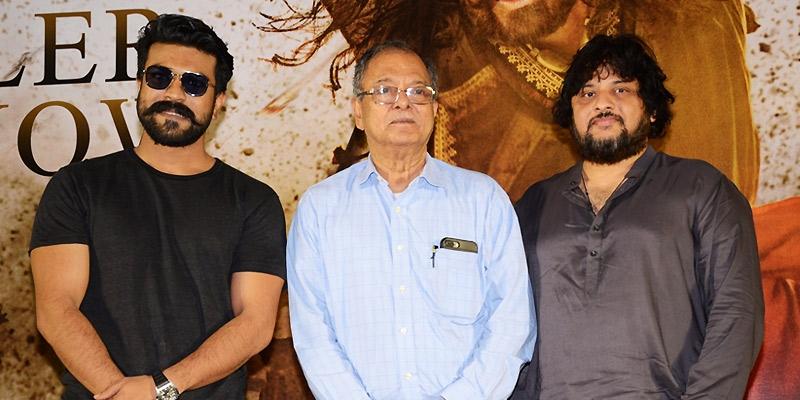 Sye Raa is commercial despite sad ending: Ram Charan, Surender Reddy
