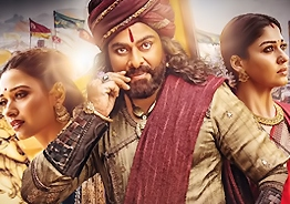 'Sye Raa' title track locks its date