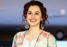 Taapsee's superb reply to 'I like your body parts' comment