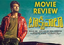 'Taxiwaala' Movie Review