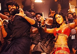 'Valmiki' Music Review