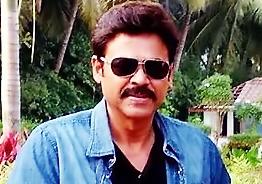 Venkatesh injures himself during shoot