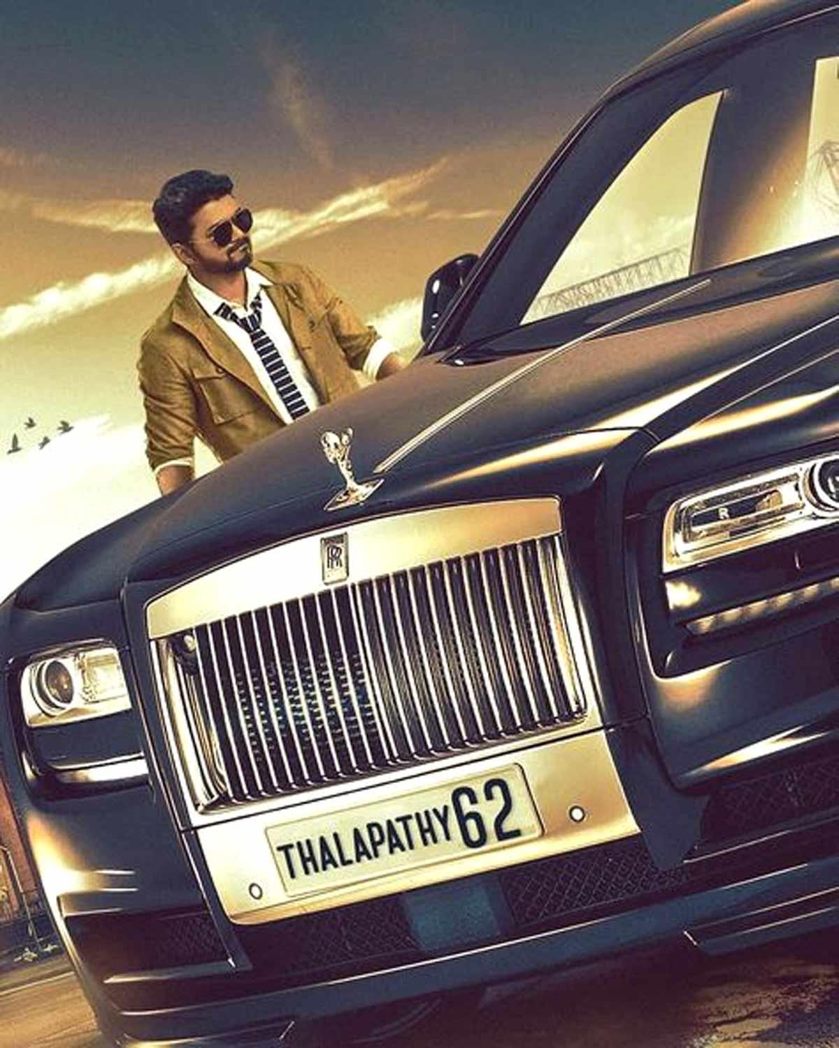 Superstar Vijay fined by High Court