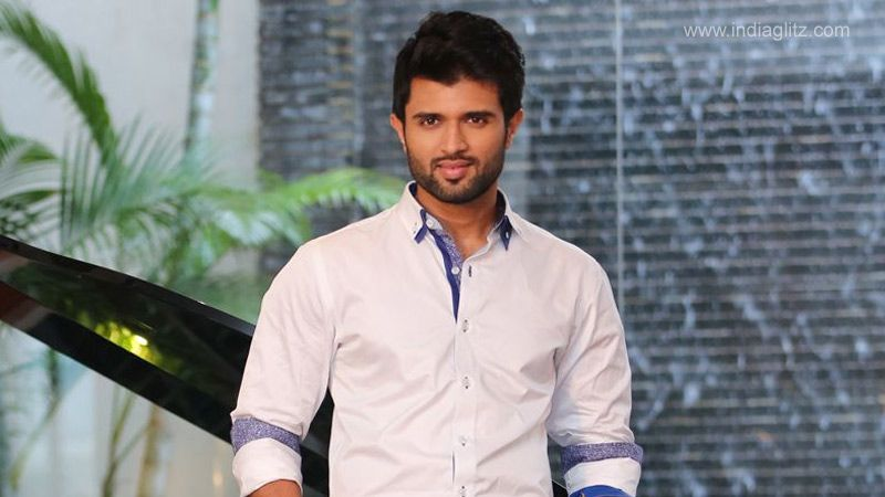 Actor asking Vijay Deverakonda to stop over acting?