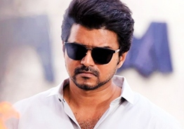 Kannada fans come out with a life-size statue of Thalapathy Vijay