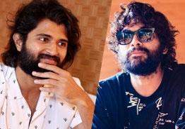Vijay Deverakonda calls Allu Arjun stunning in Rowdy wear