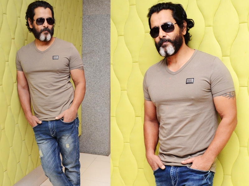 Mr. KK is stylish, thrilling, new: Vikram