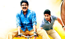 Manam Music Review