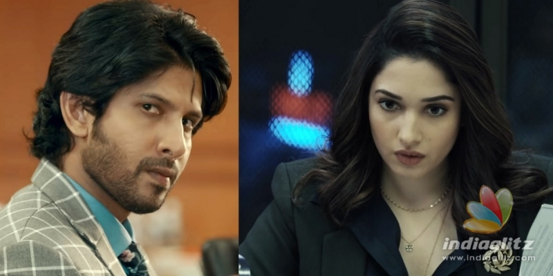 11th Hour Trailer Tamannaah plays a troubled yet focused corporate leader