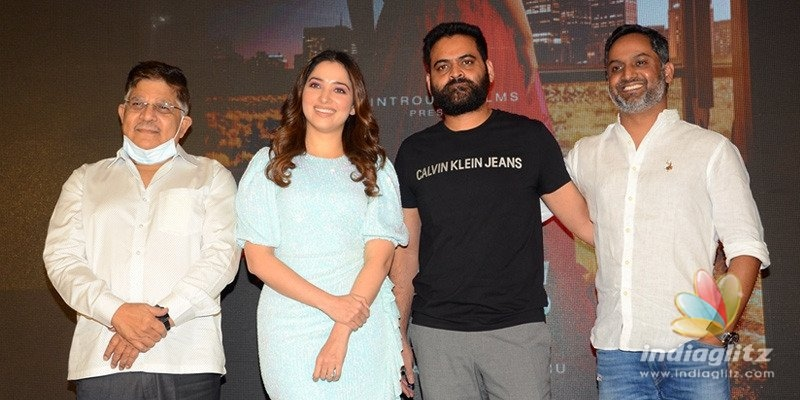 11th Hour is a boardroom drama that will thrill throughout: Praveen Sattaru