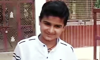 12-year-old interviews politicians, wants to contest elections