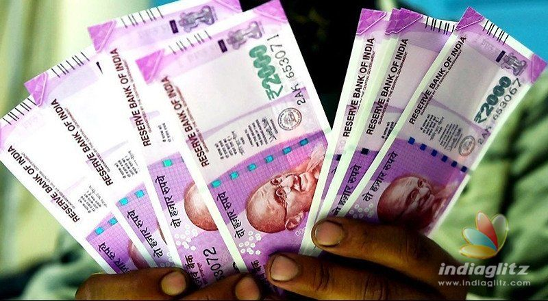 No decision on printing 2,000 rupee notes