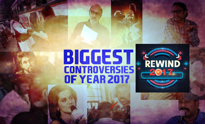 Rewind: Biggest Controversies Of Year 2017