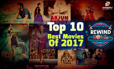 Rewind: Top 10 Best Movies Of 2017