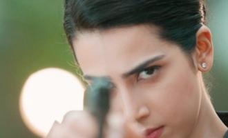 '22' చిత్రం నుండి హీరోయిన్ సలోని మిశ్రా ఫస్ట్లుక్ గ్లింప్స్ విడుదల