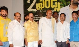 '2 Friends' Trailer Launch