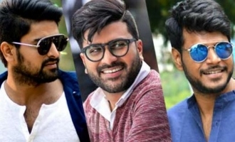 Three Telugu heroes injure themselves in 3 days