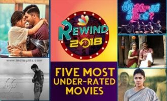 2018: Year's Five Most Under-Rated Movies
