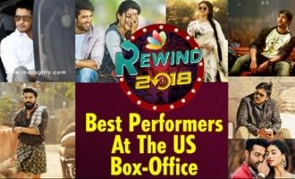 Best Performers At The US Box-Office