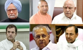 4 states chief ministers tests covid19 positive