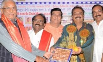 86 Vasanthala Telugu Cinema Book Presentation to MAA