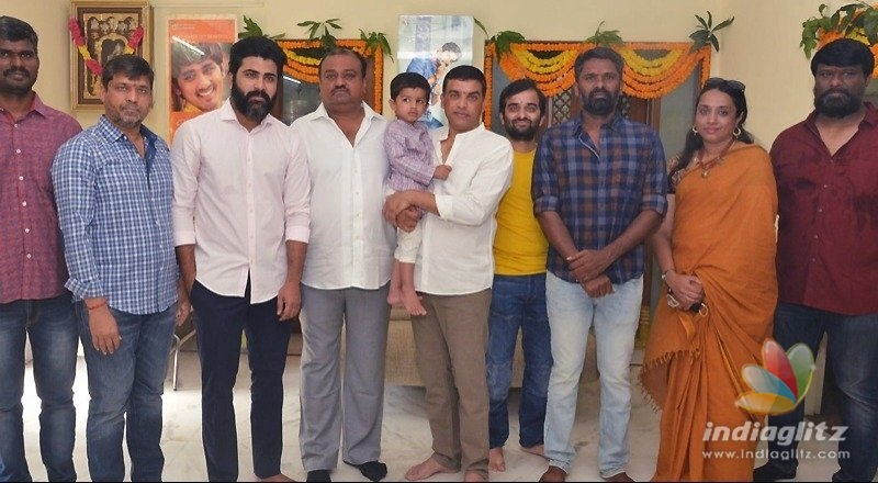 Samantha-Sharwanands 96 launched