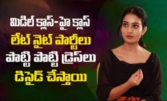 AnanyaNagalla shares her opinion