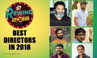 Best Directors in 2018