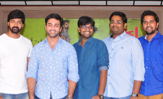'Bham Bolenath' First Look Launch