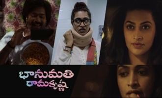 Bhanumathi Ramakrishna Teaser | Web Film | Naveen Chandra | Salony Luthra | Srikanth Nagothi