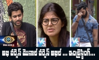 Big Boss 4 Day -08 Highlights | BB4 Episode 9 | BB4 Telugu | Nagarjuna | IndiaGlitz Telugu