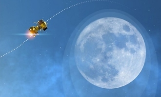 Chandrayaan-2' in moon's orbit, scientists had tough time