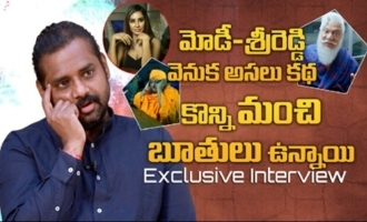 Climax Director Bhavani Shanker. K reveals story behind Modi and Srireddy