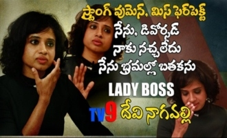 Bigg Boss 4 Fame, TV9 Devi Nagavalli Exclusive Interview