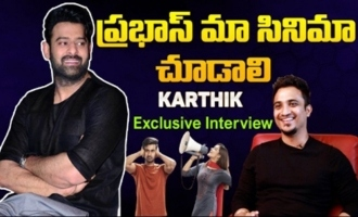 Director Karthik Exclusive Interview