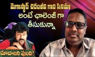 I Took Megastar Chiranjeevi Garu's Movie as A Challenge : Gunasekhar About Saroj Khan | IG Telugu
