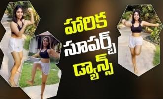 Big Boss Telugu Contestant and YouTuber Alekhya (Dhethadi) Harika Superb dance performance.