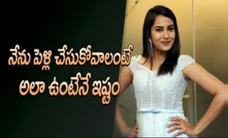 I would like it That way if I am To get Married : Himaja