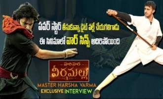 Harsh Verma Exclusive Interview: Pawan Kalyan Personal Kung Fu Trainer for Hari Hara Veera Mallu