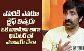 Ravi Teja & Gopichand Malineni Interview