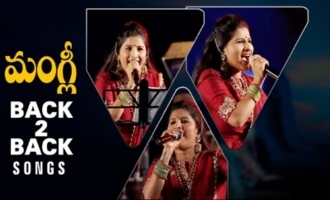 Singer Mangli Out Standing Performance