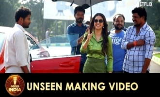 Miss India Movie Making